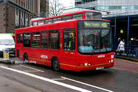 Route 450, Arriva London, DWS4, LJ53NHC, West Croydon