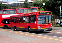 Route 375, Blue Triangle, LDP102, S102EGK, Romford