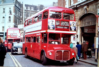 Route 36A, London Transport, RML2335, CUV335C, Victoria