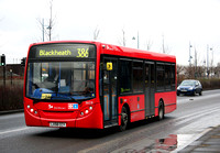 Route 386, Selkent ELBG 36031, LX58CCY, Woolwich