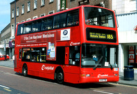 Route 185, London Easylink, VP149, X149FBB, Lewisham