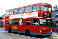 Route 83, Gold Arrow, M1412, C412BUV, Golders Green