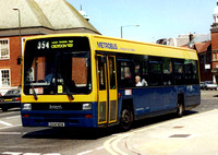 Route 354, Metrobus, D104NDW, Bromley