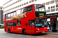 Route 197, Arriva London, DLA186, W386VGJ, East Croydon