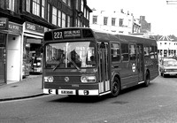 Route 227, London Transport, LS104, OJD904R, Bromley