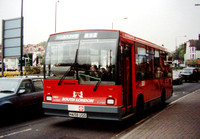 Route 612, South London Buses, DT58, H458UGO, Purley