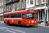 Route 98, London Transport, SMS333, EGN333J, Uxbridge