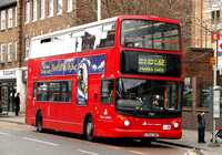 Route 62, East London ELBG 17187, V362OWC, Barking