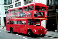 Route 15, London Transport, RM871, WLT871, Strand