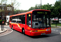 Route 236, First London, DML41408, RG51FXE, Canonbury