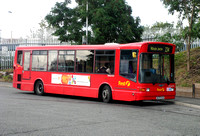 Route 224, First London, DML41379, W379VLN, Willesden Junction