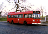 Route 227, London Transport, LS370, BYW370V, Crystal Palace