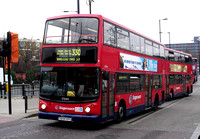 Route 330, Stagecoach London 17044, T644KPU, Canning Town