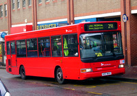 Route 291, Selkent ELBG 34157, V157MVX, Woolwich