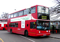 Route 417, Arriva London, VLA44, LJ53BCX, Crystal Palace