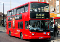 Route 34, Arriva London, DLA57, S257JUA, Edmonton