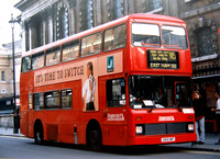 Route N15, Stagecoach London, S44, J144HMT, Trafalgar Square