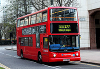 Route 277, Stagecoach London 17787, LX03BWA, Canary Wharf