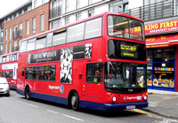Route 169, Stagecoach London 17266, X266NNO, Barking