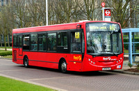 Route A10, First London, DML44011, LK08FKU