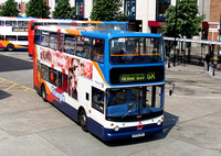 Route 6X, Stagecoach East Kent 18162, GX54DVC, Canterbury