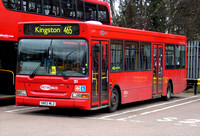 Route 465, Metrobus 211, SN03WLZ, Kingston