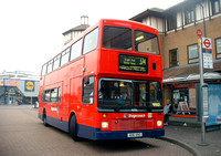 Route 374, Stagecoach London 16116, R116XNO, Romford Station