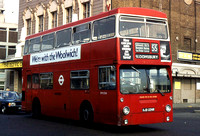 Route 55, London Transport, DMS2226, OJD226R, Waterloo
