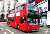 Route 94, London United RATP, ADH11, SN60BYG, Piccadilly Circus