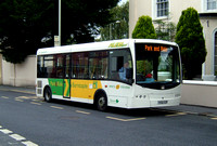 Route Park & Ride, Filers Buses, YZ56EZP