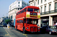 Route 15B, London Transport, RML2760, SMK760F