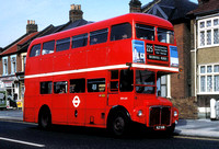 Route 225: Aldgate - Becontree Heath [Withdrawn]