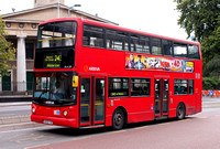 Route 243, Arriva London, DLA229, X429FGP, Waterloo