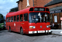 Route 201: Ongar - Loughton [Withdrawn]