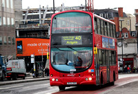 Route 40, Abellio London 9006, BX54DHO, London Bridge