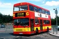 Route W8, Capital Citybus 301, GYE379W