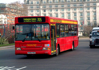 Route 705: Paddington - Liverpool Street [Withdrawn]