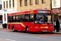 Route U3, First London, DMC41538, LK53FDX, Uxbridge