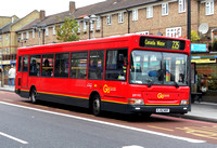 Route 225, Go Ahead London, DP192, EJ52WXF, New Cross
