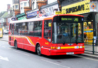 Route 245, First London, DML41324, V324GBY, Golders Green