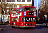 Route 2B, South London Buses, L156, D156FYM, Streatham