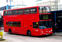 Route 157, Abellio London 9741, YN51KUW, West Croydon