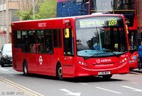 Route 289: Elmers End - Purley