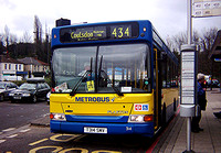 Route 434, Metrobus 314, T314SMV, Purley
