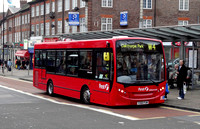 Route W4, First London, DMS44429, YX60FUM, Wood Green