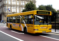 Route 11, Go North East 8230, X823FBB, Newcastle