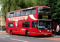 Route 121, Arriva London, DLA76, S276JUA, Enfield
