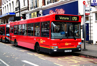 Route 170, Go Ahead London, DP205, BT04BUS, Victoria