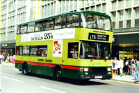 Route 176, London & Country 651, H651GPF, Oxford Street