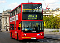 Route 243, Arriva London, DLA234, X434FGP, Waterloo
